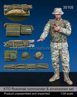 KTO Rosomak Commander & accessories set - Image 1