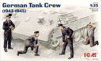 German Tank Crew (1943-1945) - Image 1