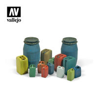 Assorted Modern Plastic Drums (#2) - Image 1