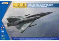Mirage III BE/D/DE/DS/D2Z
