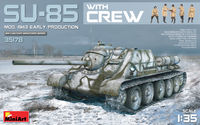 Su-85 mod. 1943 early