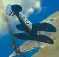 Gloster Sea Gladiator