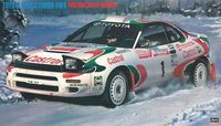 Toyota Celica Turbo 4WD 1993 RAC Rally Winner