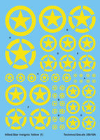 Allied Star Insignia Yellow - Image 1