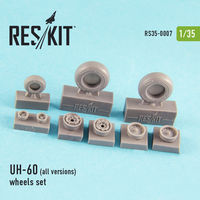 UH-60 (all versions) wheels set - Image 1