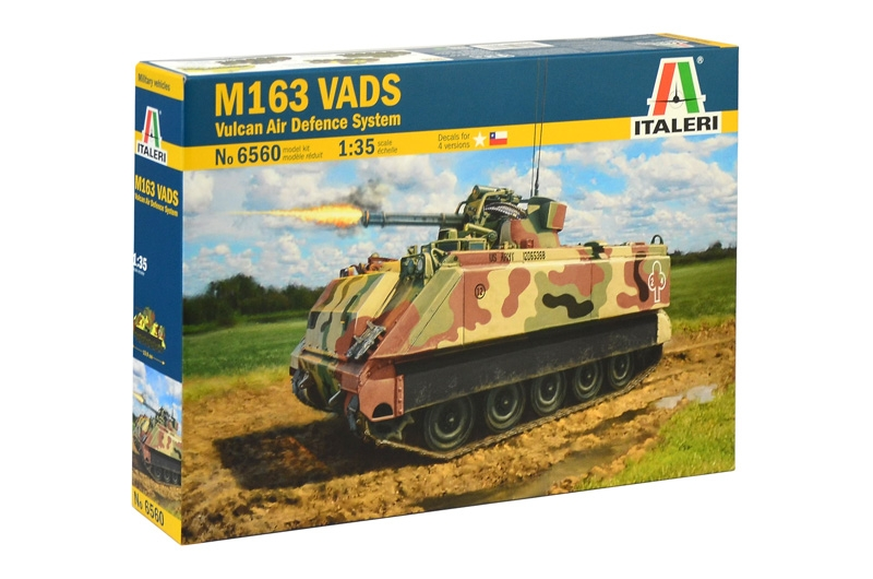 M163 VADS Vulcan Air Defence System - Image 1