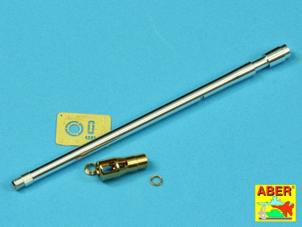 Soviet 76,2mm ZiS-3 barrel for SELF-PROPELLED GUN SU-76M - Image 1
