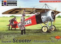 "Sopwith Scooter ""Monoplane No.1"""