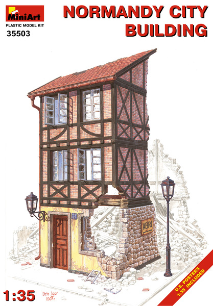 Normandy City Building - Image 1