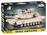 Small Army M1A2 Abrams 765 kl.