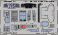 Sea King AEW.2 interior S.A. CYBER HOBBY - Image 1