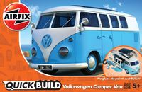 VW Camper Blue (Quickbuild)
