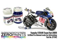 1142 Yamaha YZR-M1 Team Fiat 2009 Set