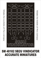 SB2U Vindicator Accurate Miniatures