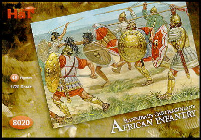Carthaginians - African Infantry - Image 1