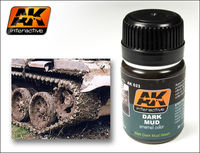 AK 023 Dark Mud effect