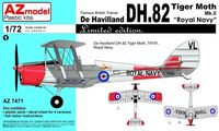 "De havilland DH.82 Tiger Moth MkII ""Royal Navy"""