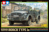 German Transport Vehicle Horch Type 1a