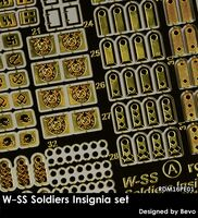 W-SS Soldiers Insignia set - Image 1