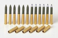 M4 Sherman Brass 75mm projectiles - Image 1