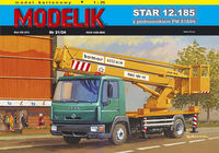 STAR 12.185 with crane PM 0184H