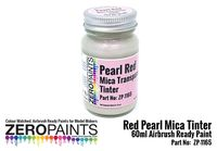 1165 Pearl Red Mica Transparent Tinter