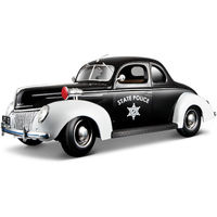 Ford Deluxe Police 1939