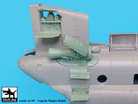 CH -47 Chinook engine for Italeri - Image 1