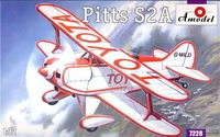 Pitts S2A Aerobatic Team Biplane