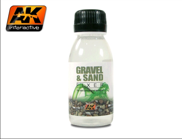 AK 118 Gravel and sand fixer - Image 1