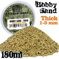 Thick Sand - Natural Colour