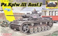 Pz.Kpfw. III Ausf.J / Initial Production (2in1)
