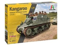Kangaroo Armored Personnel Carrier