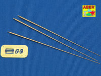 German 2m aerials (set of 3 pcs,) - Image 1
