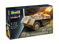 sWS with 15 cm Panzerwerfer 42 - Image 1