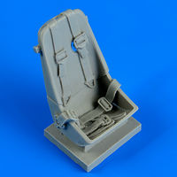 Me 163B seat with safety belts ejection seat MENG - Image 1