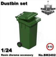 Dustbin set (1pcs.)