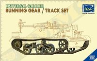 Universal Carrier Running Gear / Track Set
