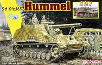 Sd.Kfz.165 Hummel Early/Late Production (2 in 1)