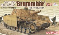 "Sd.Kfz.166 Stu.Pz.IV ""Brummbar"" Mid-Production 39-45 series"