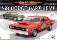 68 DODGE DART HEMI DART 2 IN 1