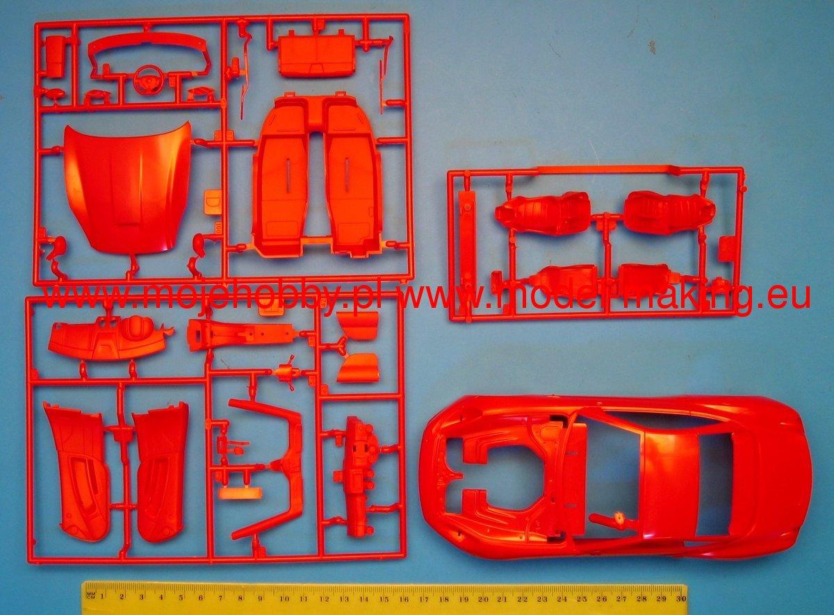 Revell 07191 Ferrari California Cup/é escala 1:24 Maqueta de coche