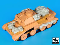 British Cruiser Mk Ii accessories set for Bronco models - Image 1