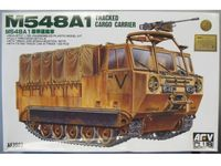American M548A1 Tracked Cargo Carrier