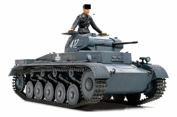 Tamiya 1//35 Panzer II Ausf A//B//C Français Campagne # 35292