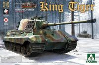 Sd.Kfz.182 King Tiger Henschel Turret Full Interior with new track parts - Image 1