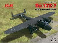 Do 17Z-7, WWII German Night Fighter
