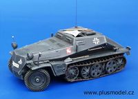 Sd. Kfz 252 ammunition Car - Conversion Set