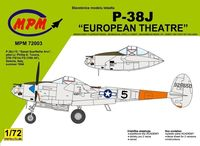 P-38J European Theater