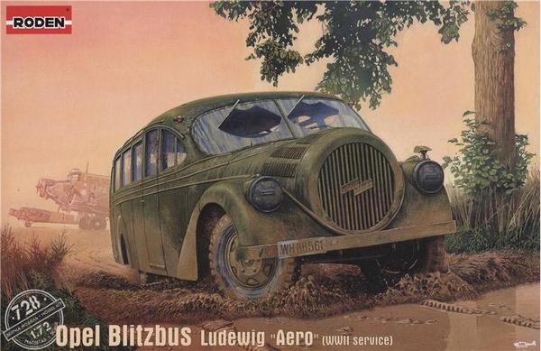 Opel Blitz Ludewig Quot Aero Quot Roden 728